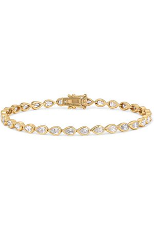Anita Ko | 18-karat gold diamond bracelet | NET-A-PORTER.COM