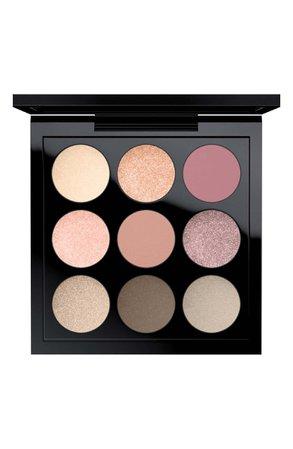 MAC Times Nine Eyeshadow Palette | Solar Glow Times Nine
