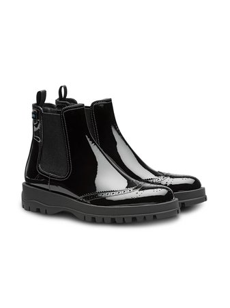 Prada ankle boots - FARFETCH