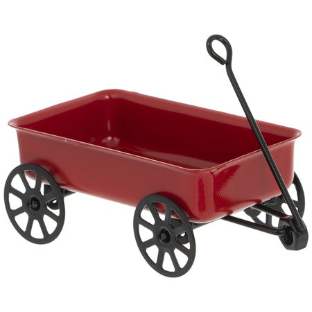 Red Wagon 1
