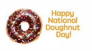 national doughnut day - Google Search
