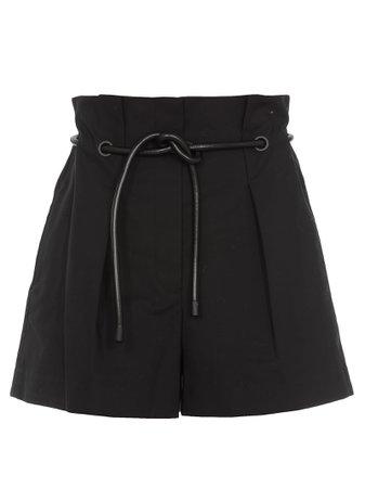 3.1 Phillip Lim Cotton Blend Shorts