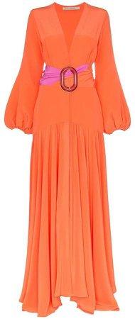 Felicity maxi-dress