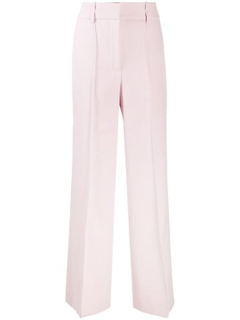 Shop pink Givenchy tailored trousers with Express Delivery - Farfetch