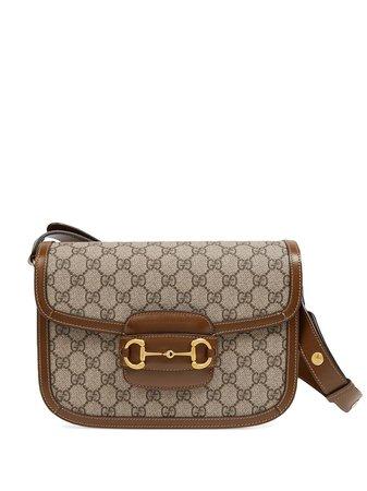 Gucci Small 1955 Horsebit Shoulder Bag Ss20 | Farfetch.com