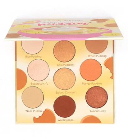 Beauty Bakerie Proof is in the Puddin' Eyeshadow Palette