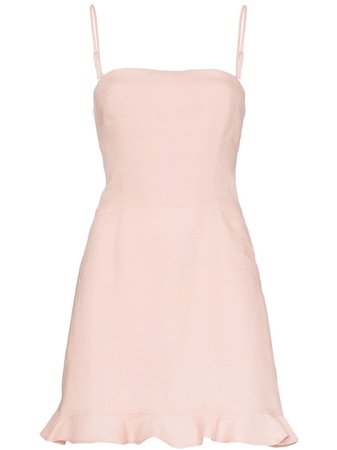Reformation Kiernan Mini Dress - Farfetch