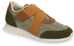 Cross Strap Sports Sneaker