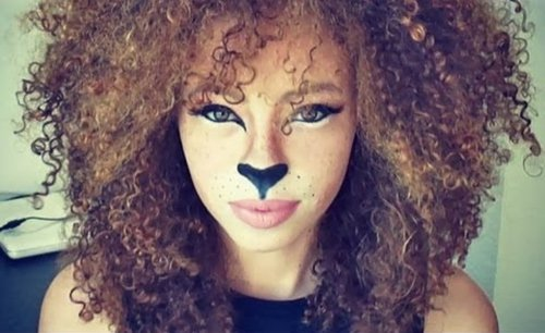 Image about pretty in Me-Leo-Lion by Daina Marie