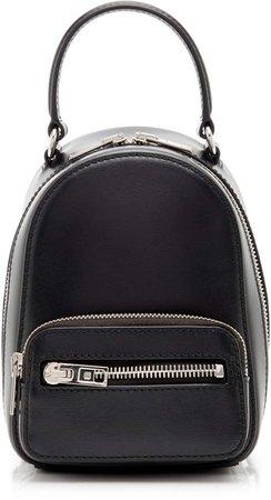 Attica Mini Leather Backpack