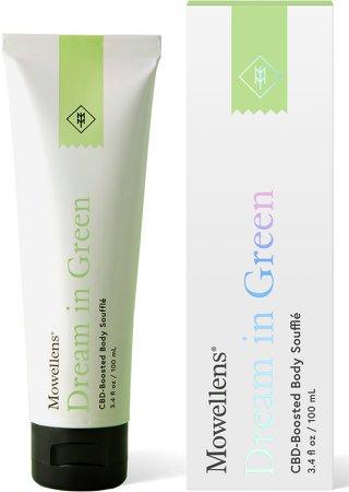 Dream in Green CBD-Boosted Body Souffle