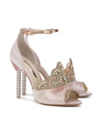 Sophie Webster royalty sandals