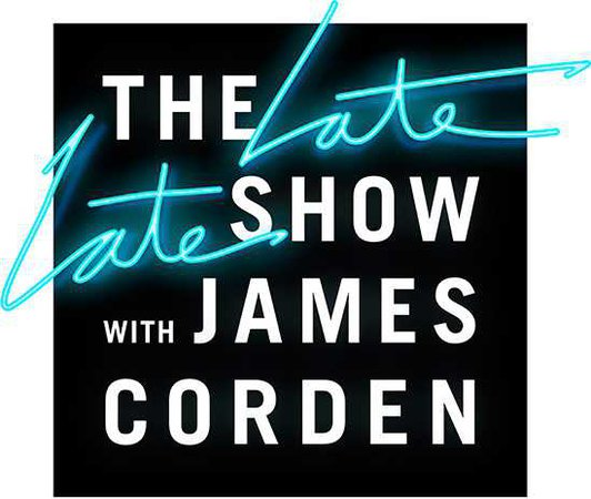 The Late Late Show with James Corden - Logo