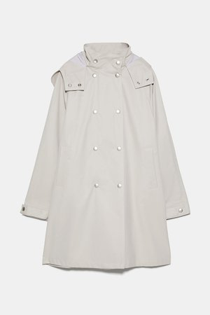 WATER REPELLENT JACKET | ZARA United States