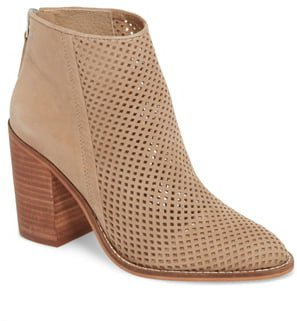 Rumble Perforated Bootie