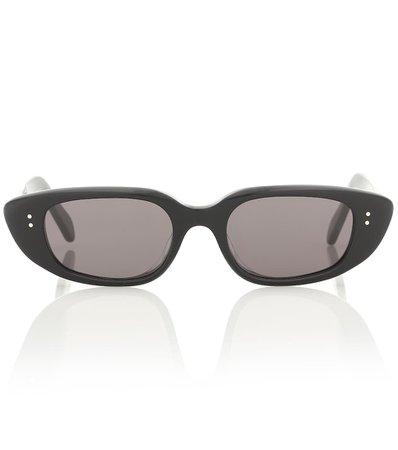 Cat-Eye Acetate Sunglasses - Celine Eyewear   Mytheresa