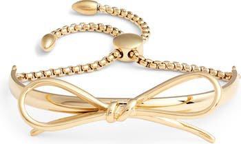 Knotty Bow Bracelet | Nordstrom