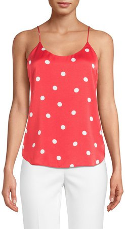 Dot Print Camisole