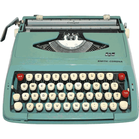 Smith Corona Typewriter transparent PNG - StickPNG