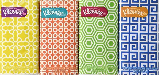 Kimberly-clark Corp 11975 Kleenex White Facial Tissue (Pack of 16) (Design may vary): Amazon.ca: Gateway