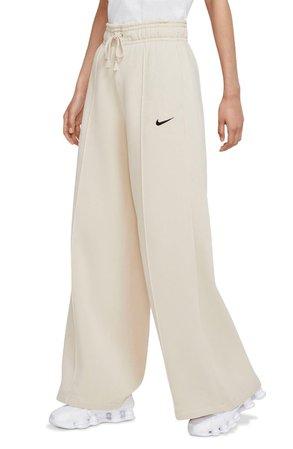 Nike Sportswear Knit Palazzo Pants | Nordstrom