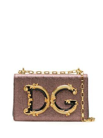 Dolce & Gabbana Clutch DG Girls - Farfetch