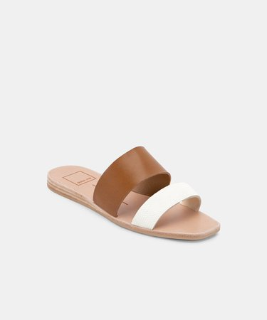 KIKI SANDALS IN NUDE MULTI – Dolce Vita