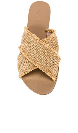 RAYE Couer Sandal in Natural | REVOLVE