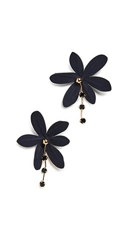 Marni Fabric and Metal Earrings | SHOPBOP