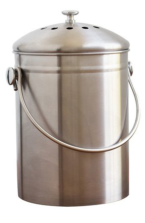 stainless Stain Compost Bin