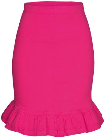 Imaima Tiana Skirt In Pink