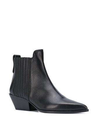 Furla West Ankle Boots - Farfetch