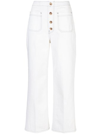 Reformation Eloise straight-leg Jeans - Farfetch