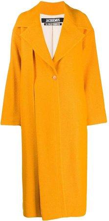 Le Manteau Quito maxi coat