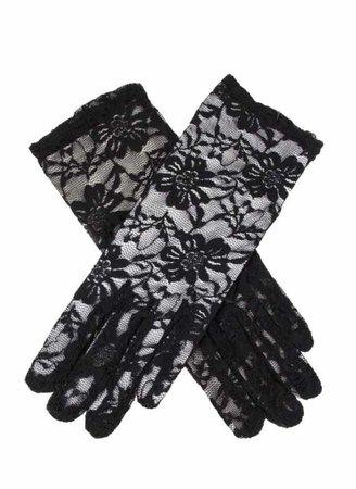 Women's Lace Gloves