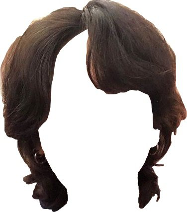 men's hair png