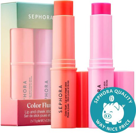 Collection COLLECTION - Color Flush Lip And Cheek Stick Set