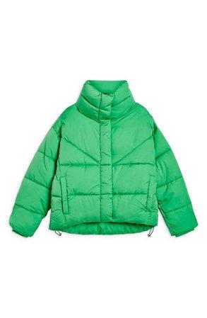 Topshop Meghan Puffer Jacket | Nordstrom