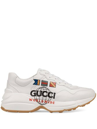 Gucci, Rhyton Worldwide Sneakers
