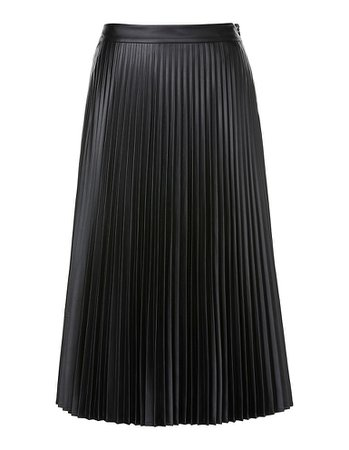 Skirt, black, black | MADELEINE Fashion