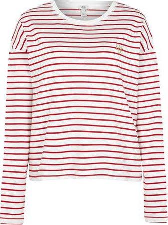 River Island Stripe Long Sleeve T-Shirt | Nordstrom