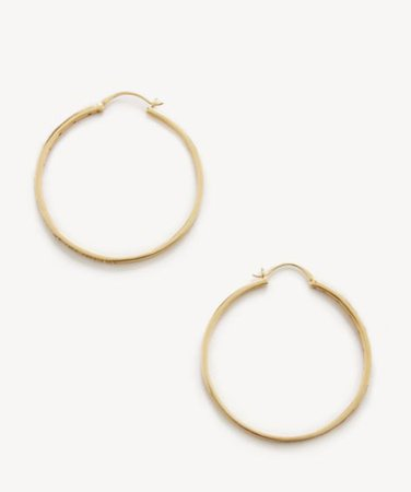 Sole Society 47mm Hoops   Sole Society Shoes, Bags and Accessories