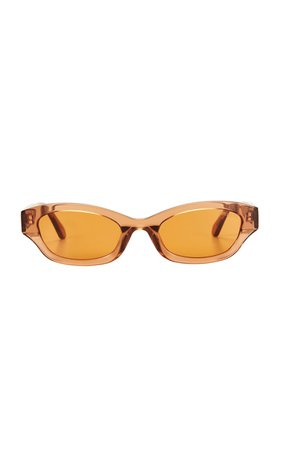 Poppy Lissiman Courtney Cat-Eye Sunglasses