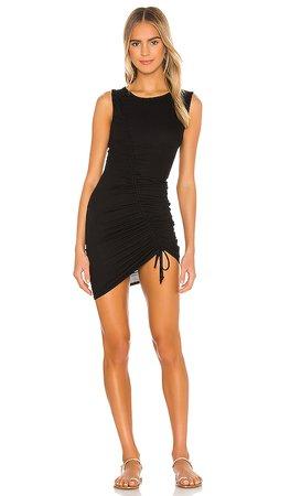 Lovers + Friends Venetian Dress en Black   REVOLVE