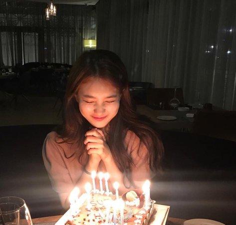 jiyoung birthday vlive
