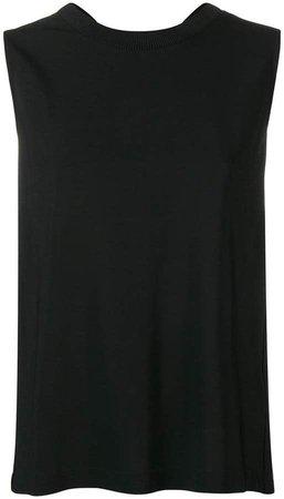 sleeveless tank