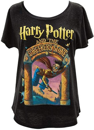 Amazon.com: Out of Print Harry Potter and The Order of The Phoenix Dolman Shirt X-Large: Clothing