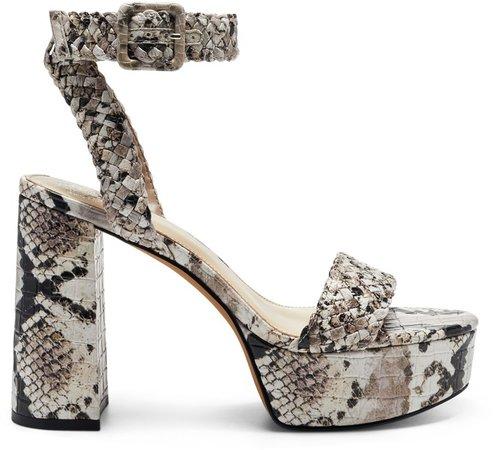 Gebbrian Platform Sandal