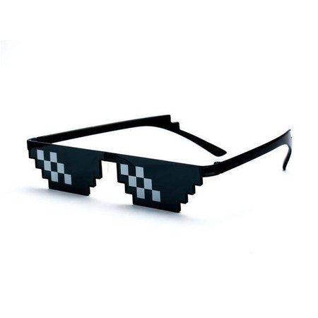 "Deal With It Sunglasses - ""Thug Life"" Pixel Limited Edition Sunglasses"