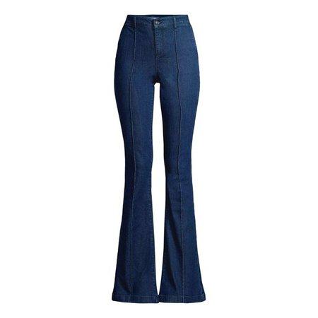 Sofia Vergara - Sofia Jeans by Sofia Vergara Carmen Pintuck Trouser Jeans Women's - Walmart.com - Walmart.com